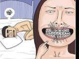 戴牙套避免做的事... 你看不懂證明你很純潔