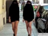 有原則的阿拉伯婦女