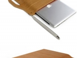 哇靠,這個Macbook的電腦包實在太帥氣了
