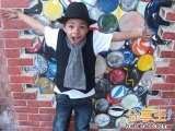 全球最年輕CEO! 英8歲男童設網拍創彈珠王國