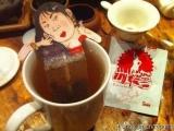 朋友送一泡茶曰:出水芙蓉。這效果,害我差點升天了. . .