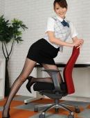 制服辦公室女郎