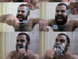這就是霸氣! 這就是刷牙! 這就是男子漢! 這就是. . . 斯巴達!!