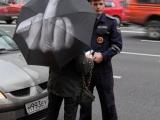 霸氣側漏的傘 . . . 也賜我一把吧!