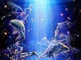 希臘神話中雙魚座的來歷