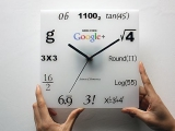 GOOGLE專用時鐘