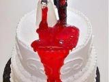 據說這是離婚蛋糕......@@