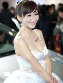 台北2011車展美女模特圖片