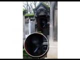 巴黎墓國靈異影像