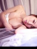 美女天使鄧科 薄絲裹體