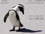 啊!啊!啊~~你幹嗎跟著我啊!!!
