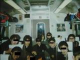 中學生火車集體照