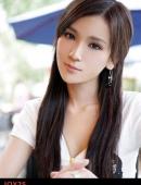 臉蛋超完美的網絡美女王希維