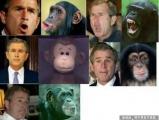 小布什的尷尬