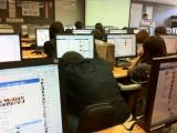 現在大學生上電腦課第一件事情都