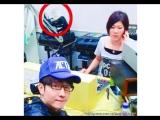 香港歌手狄易達照片疑現「鬼影」