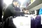 陸「炫富女」新招 闊買3張火車票佔位吵翻天!