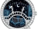 世界上最浪漫的手表,一天一次的吻