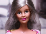 芭比娃娃的另一面 太可怕了