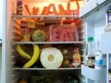 一早起來,打開冰箱,看見這樣的驚喜.....