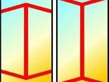 神奇圖片大合集:這兩條豎線哪一條長?實際上一樣長
