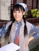 高清:劉璇首次TVB拍劇 不熟廣東話助手當翻譯