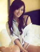 華裔模特Aerien暖暖私房照