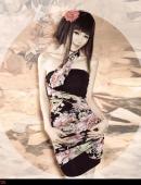 性感美模端木馨葉高清圖片