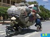 告訴你一輛三輪車承重的極限