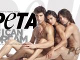 歐美明星為慈善 PETA全裸廣告集