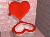 浪漫的衛生間