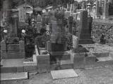 墓地中的靈異照片