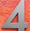 靈異數字『4』的傳奇現象