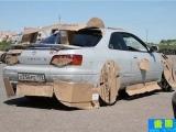 汽車也可以這樣改裝