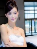 北京車展最靓麗美女車模照片