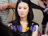 《倩女幽魂》劉亦菲 - 頭髮去了那?