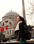 霍思燕暢遊伊斯坦布爾旅遊圖片