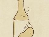 啤酒是肚子上那層厚厚脂肪的福星