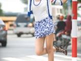 越南 12歲 超嫩模 Hoang Bao Tran Le