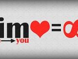 只有這條數式才能表達我對女朋友的愛意!