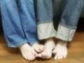 從雙腳形狀看你今生的富貴命!
