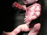 驚悚的恐怖嬰兒屍體!!