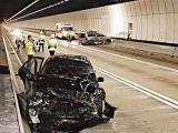 車禍現場靈異照片
