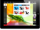 Adobe公司發佈Photoshop觸摸程式 可用於iPad