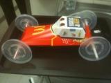 麥當勞跑車製作方法