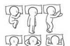 10種睡姿 10種性格