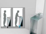 最環保的尿桶: 用尿來洗手