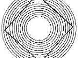 神奇圖片大合集:這個菱形的邊是直的
