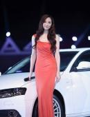 吳佩慈高雅演繹奧迪車模