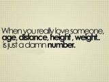 當你心中有愛, 所有都只是一個號碼